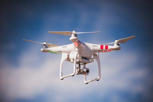 Drohnen in Indien
