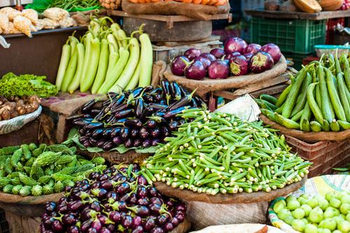 Bio-Produkte Indien
