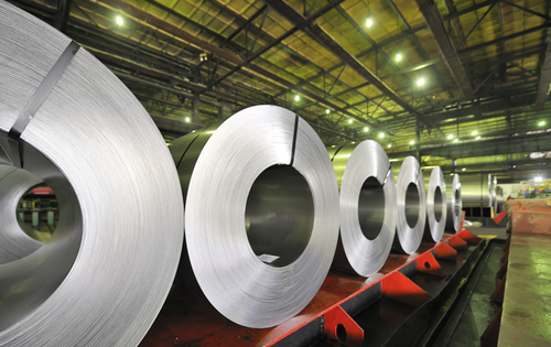 India steel certification